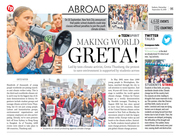 Making world Greta