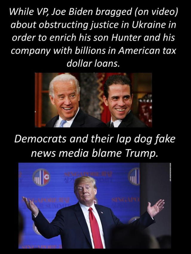 Biden's sucks big ones