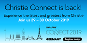 Christie Connect 2019