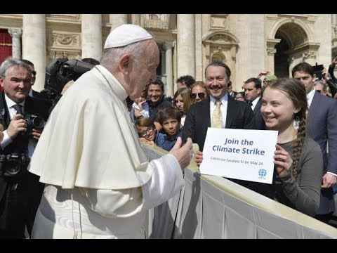 POPE SUMMONS WORLD LEADERS TO SIGN GLOBAL PACT