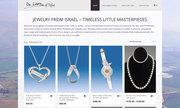 Dr. Leon of Tzfat - Unique Jewelry