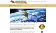 H Cross Company - manufacturer of metal products