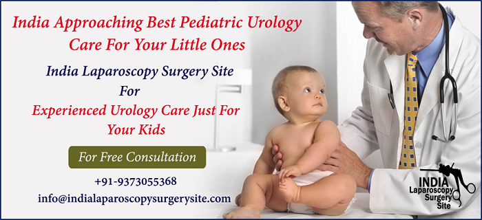 India Approaching Best Pediatric Urology Care For Your Little Ones