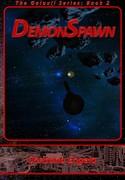 Galaxii #2 Demonspawn by Christina Engela - Cover