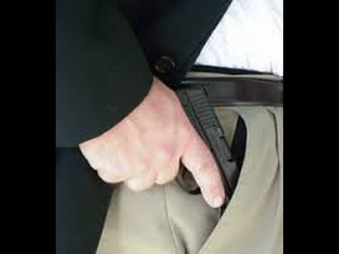 Pocket Concealed Carry Tips