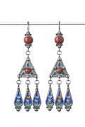 Earrings. Karim OUKID