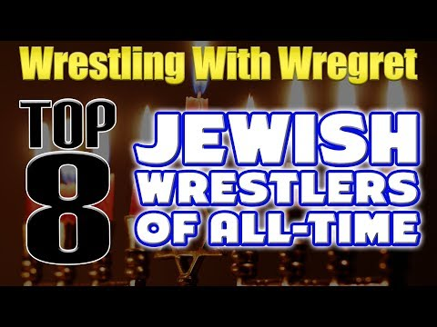 Top 8 Jewish Wrestlers | Wrestling With Wregret