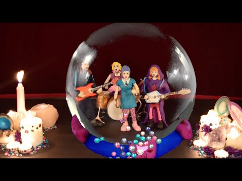 Tacocat - Crystal Ball (Official Video)