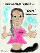 Greta Thunberg The Swedish Hand Puppet