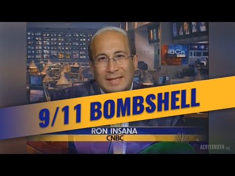 9/11 Bombshell: CNBC Anchor Says Building 7 a 'Controlled Implosion'
