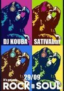 DJ Kouba at Sativa