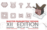 Master in Parametric Design - XII Edition