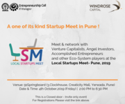 Local Startups Meet- Pune , 2019