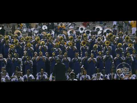 Quickie - Full Force - Alcorn State University Marching Band & Golden Girls 2019 [4K ULTRA HD]