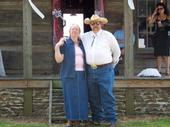 Chuck and Barbara Stegall