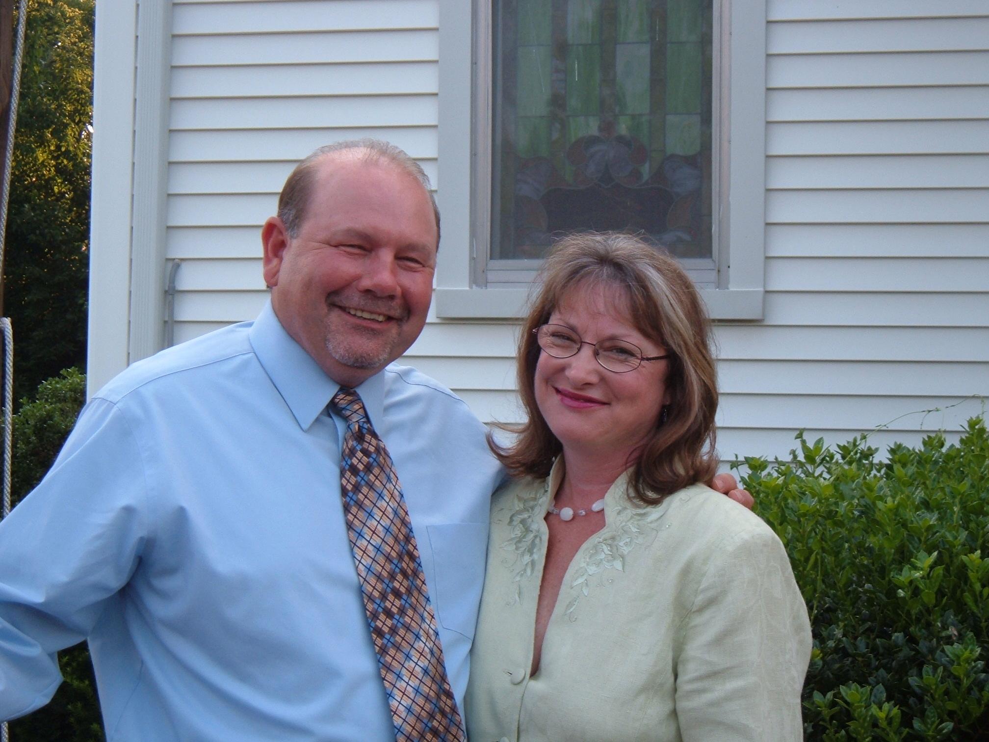 Steve and Melanie Kenney