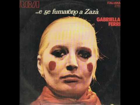Gabriella Ferri -  Dove sta zazà