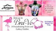 Bra Vo Art Bra Exhibit
