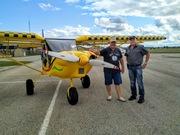 Ferry Pilot Dennis