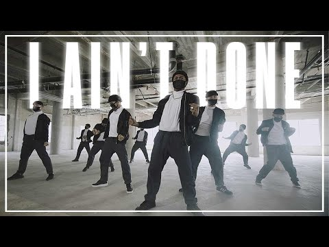 """I Ain't Done"" by KINJAZ 
