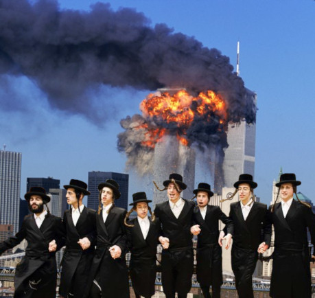 911 dancing jews small