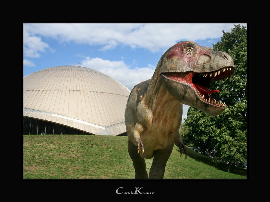 Dinosaurs in Bochum