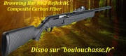 Browning Bar MK3 Reflex HC Composite Carbon Fiber