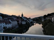 Closing out the Day in Waidhofen an der Ybbs