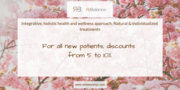 Discount for NEW Patients from ReBalance NY