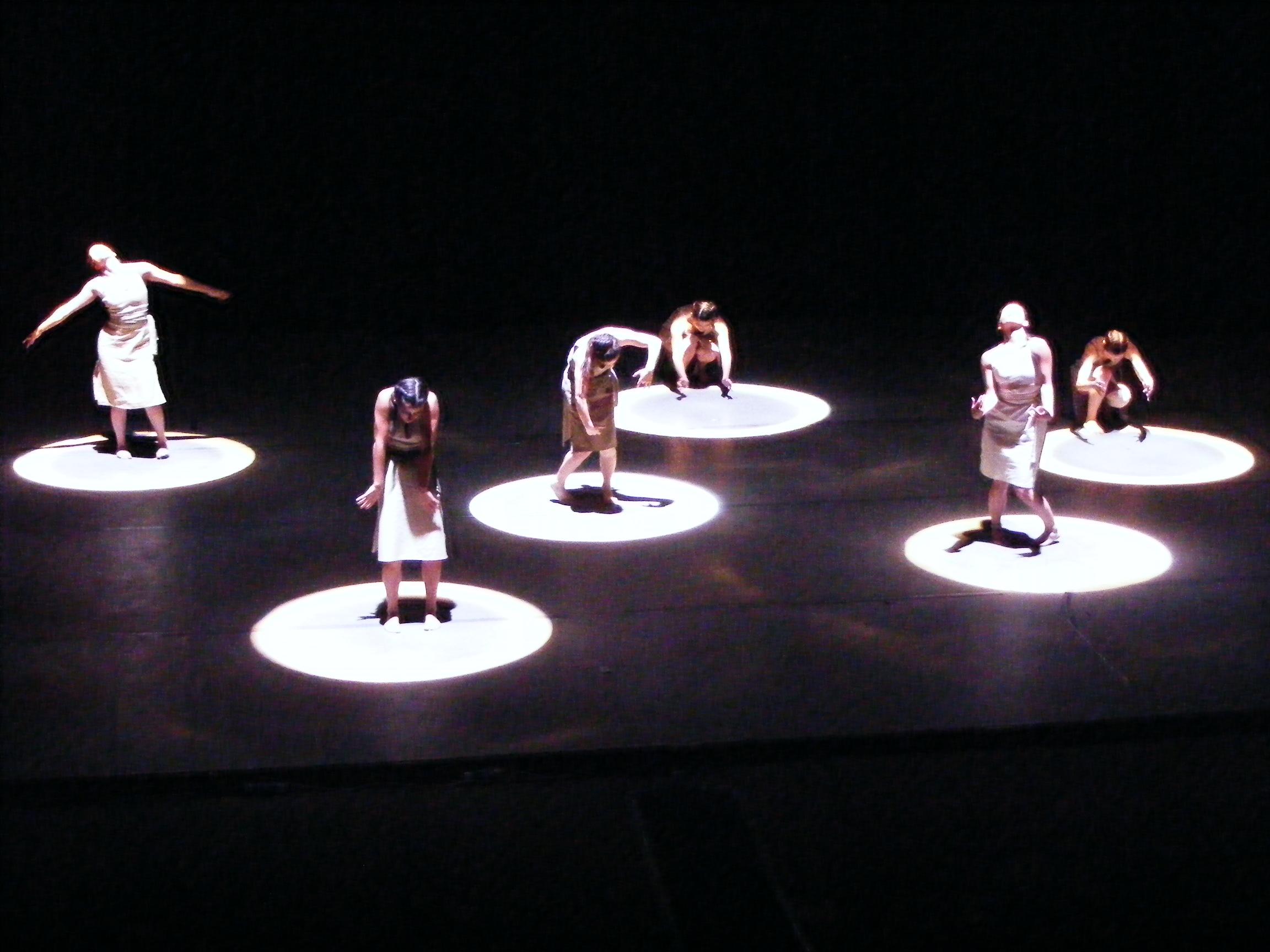 Cia. Danza Contemporanea Arcis