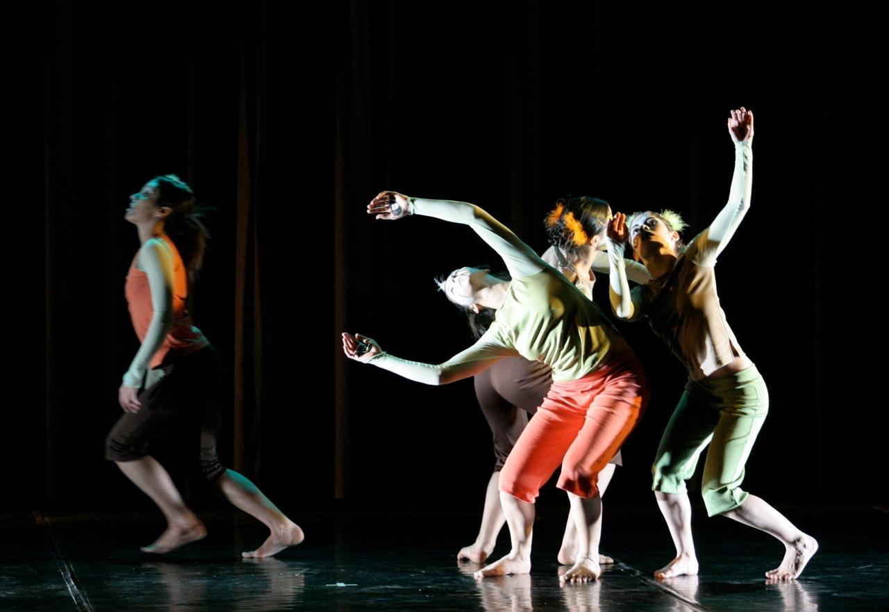 Departamento de Danza ISBA