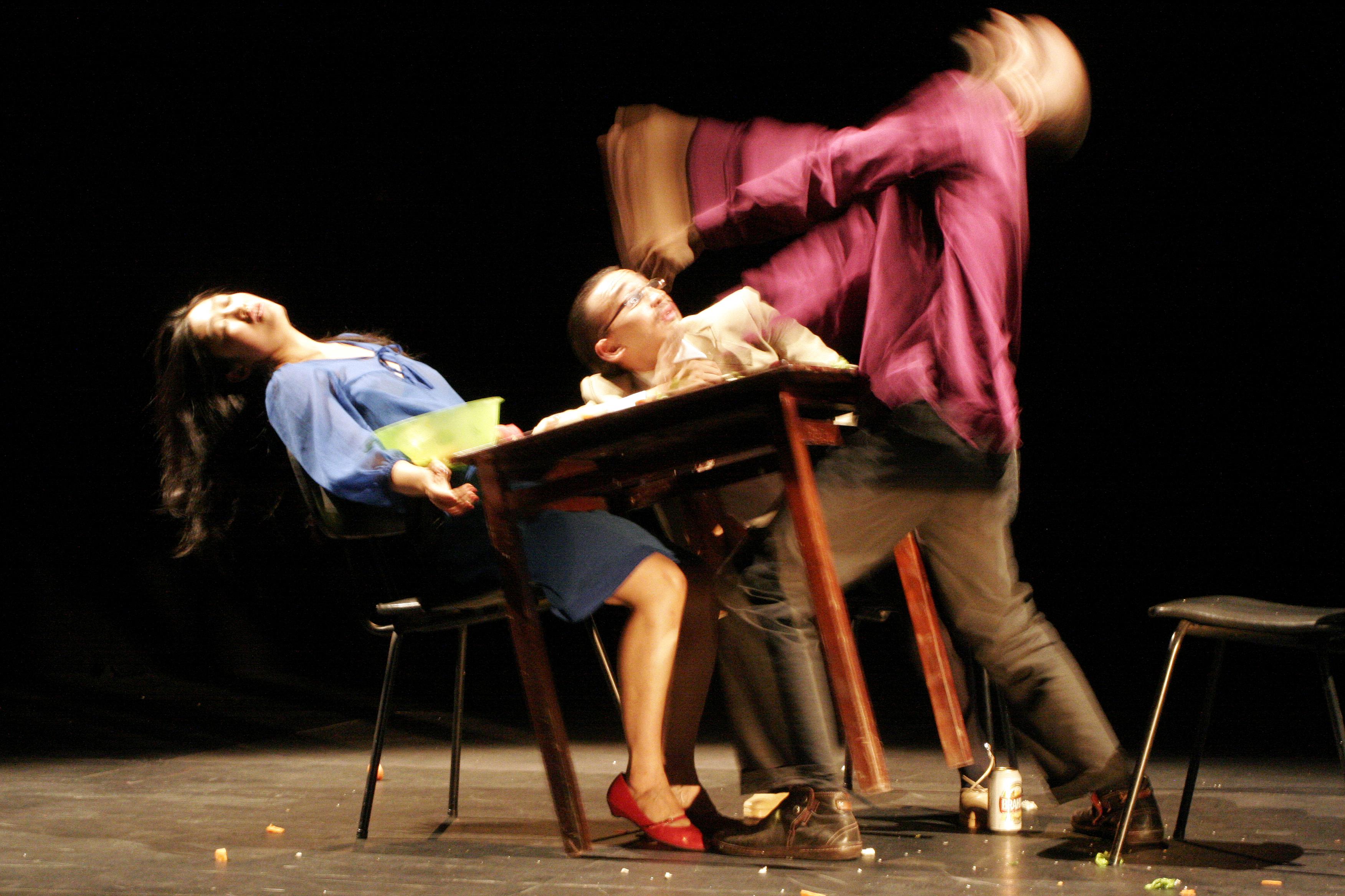 KiM, Physical Theatre-Dance