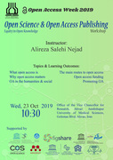 Open Science and Open Access Publishing: Equity in Open Knowledge