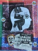 false teeth add and pass