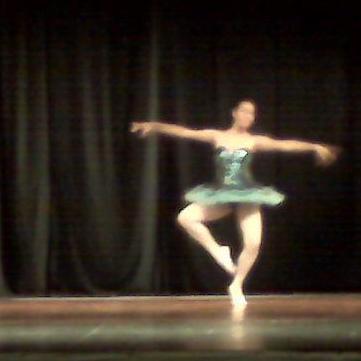 Ballet nuevo jazz