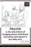 Thought For The Day ( PRAYER )