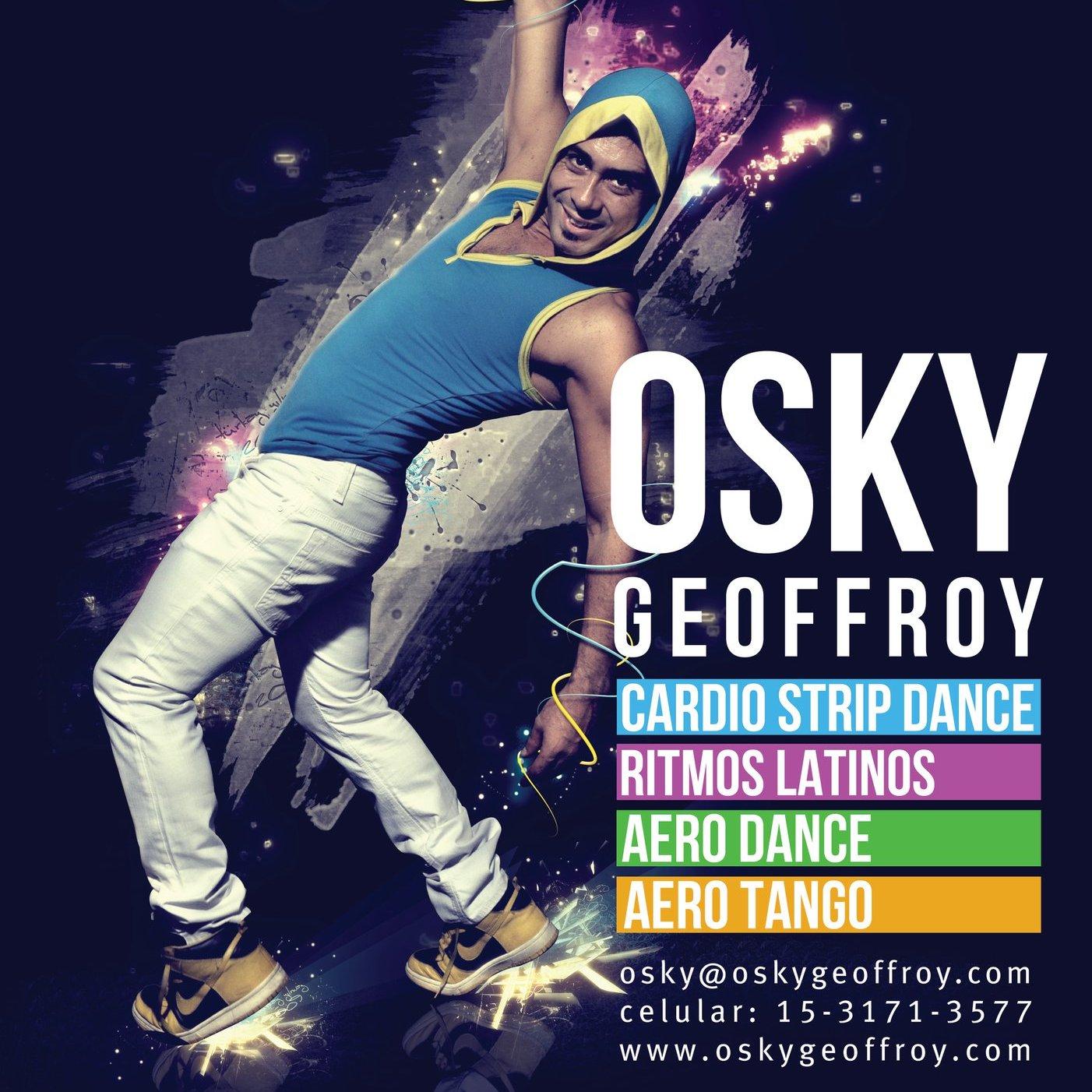 osky geoffroy