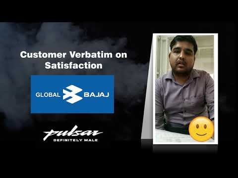 Customer Satisfaction | Bajaj Pulsar | Global Bajaj