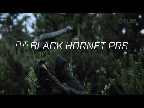 Introducing the FLIR Black Hornet 3