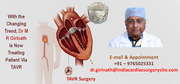 With Changing Trend Dr M R Girinath Now Treating Patient Via TAVR