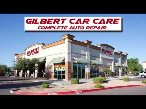 Auto Repair in Gilbert, AZ