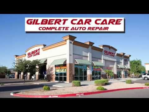 Auto Maintenance in Gilbert