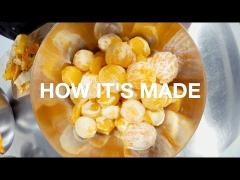 How it's made: Brazilliant Shampoo Bar
