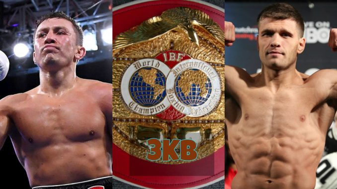 ggg fight live