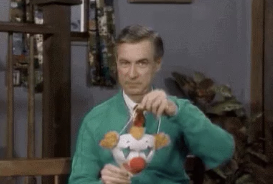 Mr. Rogers Clown