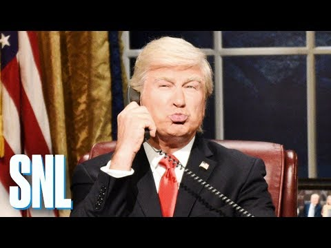 Impeachment Cold Open - SNL