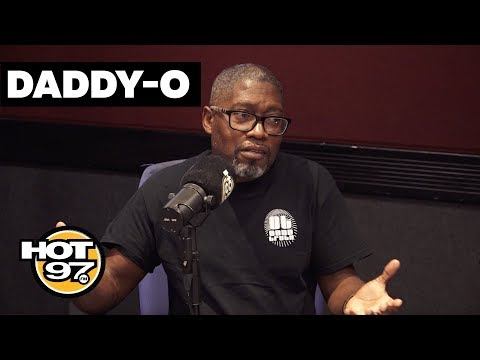 Daddy-O Tells CLASSIC Stories Of Biggie, Foxy Brown & Lil Kim + LL Cool J Writing For MC Lyte
