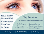 See a Better Future with Keratoconus Eye Care in India