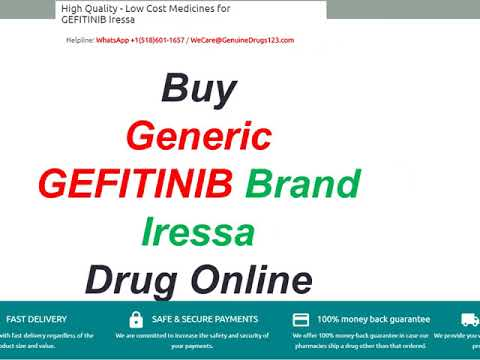 Gefitinib Tablets: 100% Customs Cleared Delivery