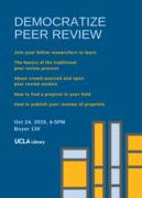 Democratize Peer Review